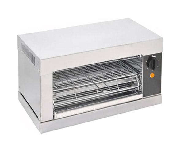 Toastiera Elettrica Professionale TB3p MEC Monofase