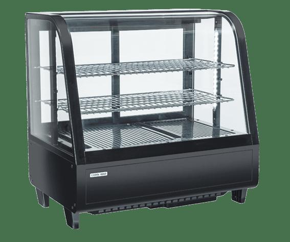 RC 100B vetrina espositiva